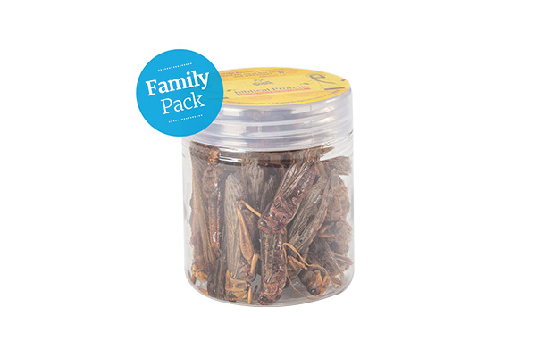 Family package whole locust – Buy 25 pay for 20