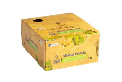 Locust, Honey & Apples Energy Bars (Dozen)