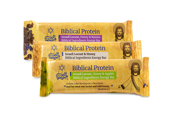 Locust, Honey Energy Bars Mix (3)