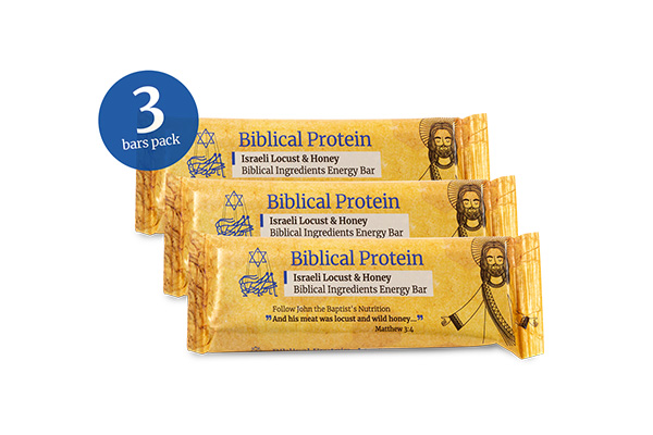 Locust, Honey Plain Energy Bars (3)